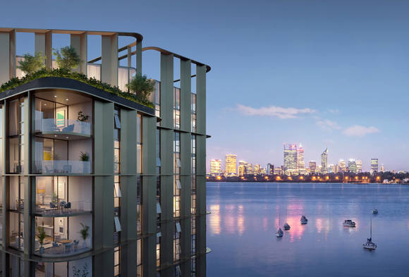 Rivière Residences| Applecross | Projects by Edge Visionary Living and Hillam Architects