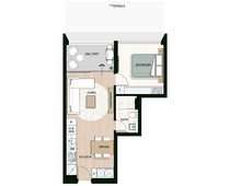 Apartment 612 | Arthouse Apartments Joondalup