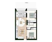 Apartment 610 | Arthouse Apartments Joondalup