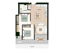 Apartment 1006 | Arthouse Apartments Joondalup