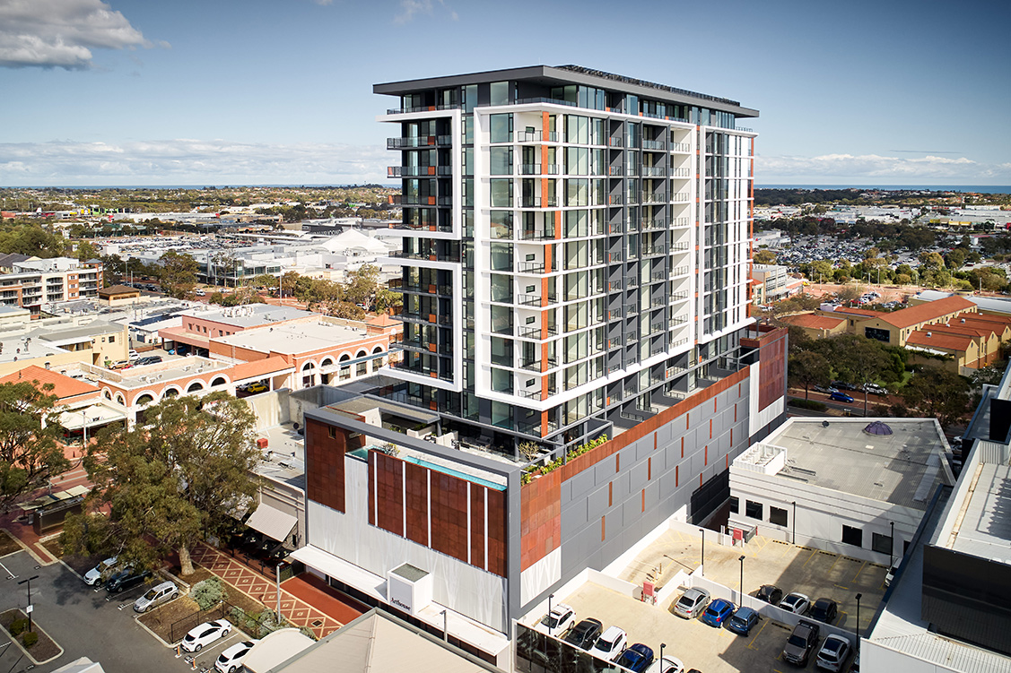 Arthouse Apartments Joondalup
