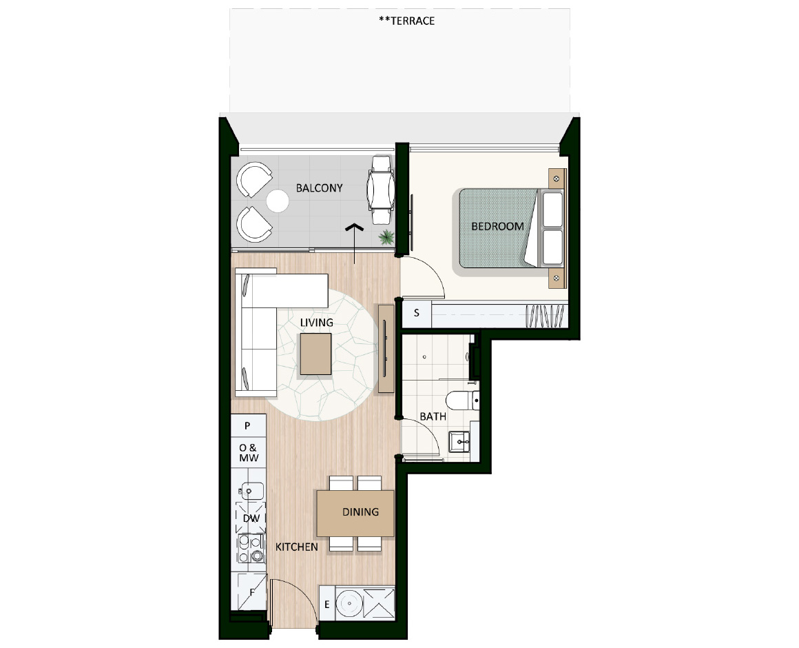 Apartment 812 | Arthouse Apartments Joondalup
