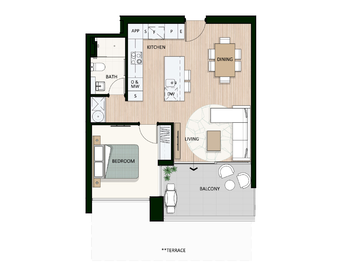 Apartment 804 | Arthouse Apartments Joondalup