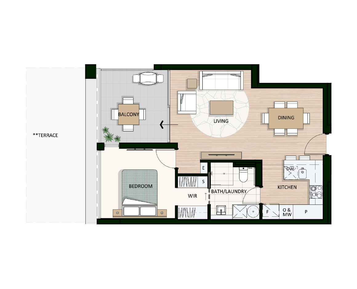 Apartment 802 | Arthouse Apartments Joondalup